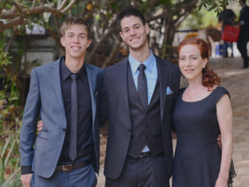 Hannah and her sons