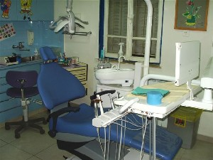 New Dental Unit donated by Brigham Young University & AO London September 2009
