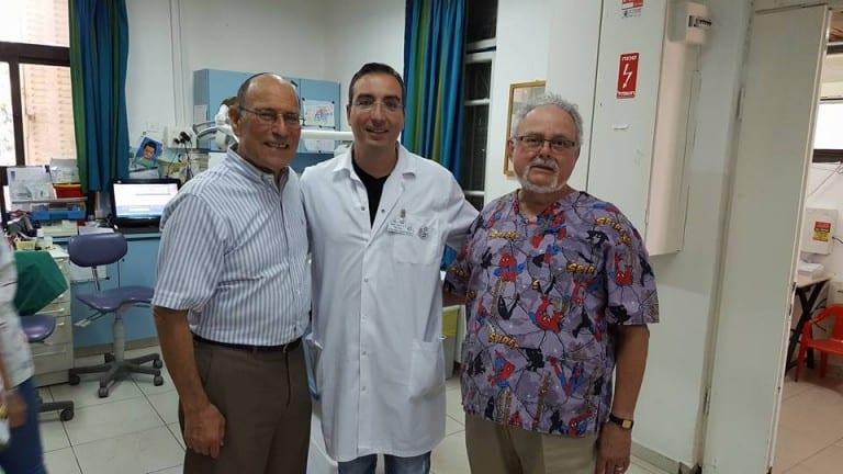 Sheldon Bernick Roy Petel Gary Charlestein
