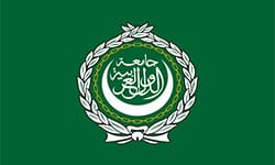 Arabic Language - Arab Flag